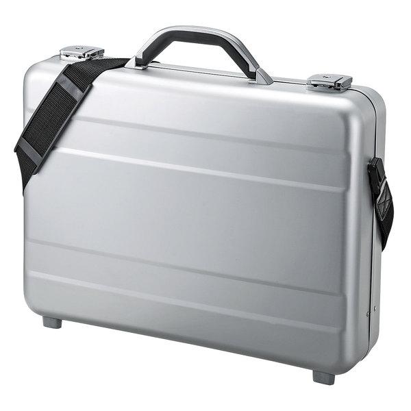 サンワサプライ:PCアルミケース BAG-AL4