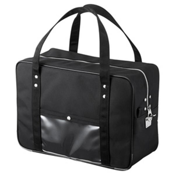 サンワサプライ:メールボストンバッグ(M) BAG-MAIL1BK