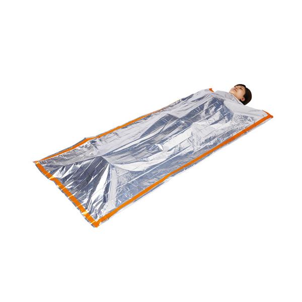 サンウエイ:静音アルミ寝袋(ポーチ付) 120個入り ST-47