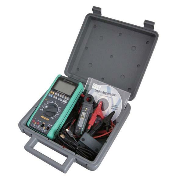【代引不可】共立電気計器:DMM通信セット KEW1052-01