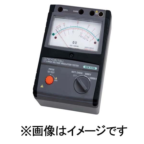 共立電気計器:アナログ絶縁抵抗計(高圧) KEW3122A