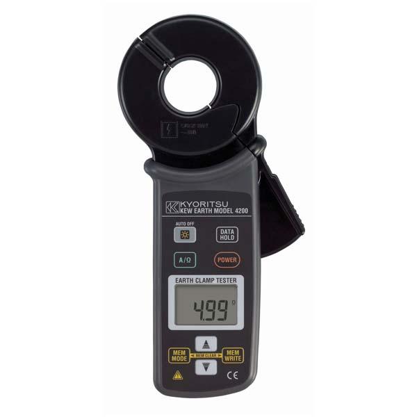 共立電気計器:多重接地専用アースクランプ MODEL4200