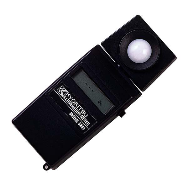 共立電気計器:デジタル照度計 MODEL5201