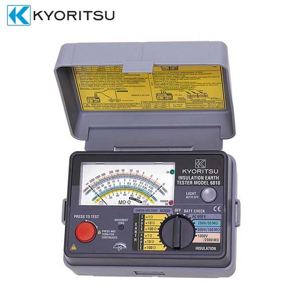 共立電気計器:6018+7100A MODEL6018F