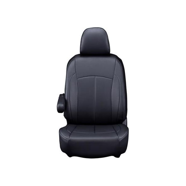 【代引不可】Clazzio(クラッツィオ):シートカバー(ネオ)(ブラック) トヨタ ヴィッツ 2WD 1.5L 130系 ET-1058