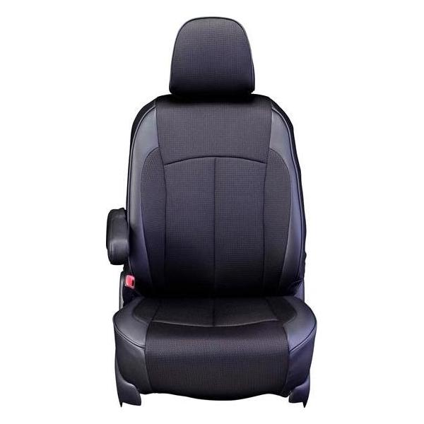 Clazzio(クラッツィオ):シートカバー(エアー)(ブラック) トヨタ ラクティス #CP100系 ET-0145