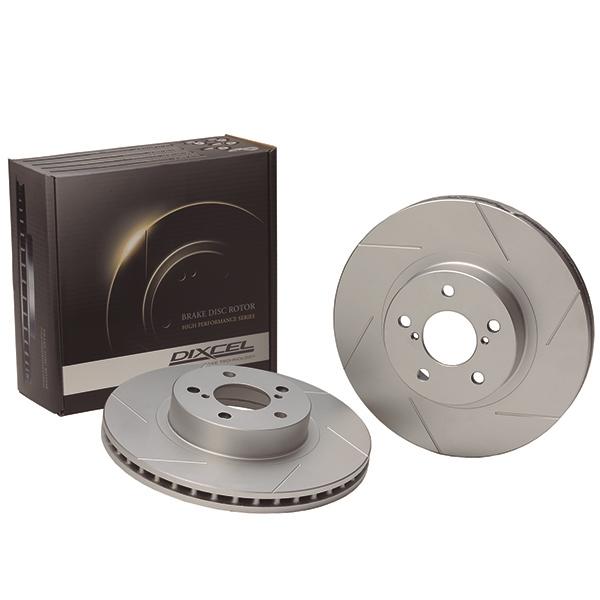 ディクセル:ブレーキディスクローター スリットタイプ SD Fr. HONDA VESEL RU3 SD3315105S