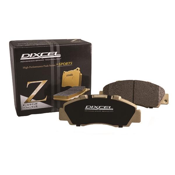 ディクセル:ブレーキパット Zパット Zタイプ Fr.F55/56JOHNCOOPERWORKS Z1218620