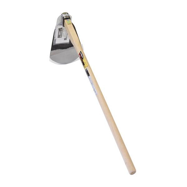 菊堂:SENNARI鍛造トンビ鍬鋼付大