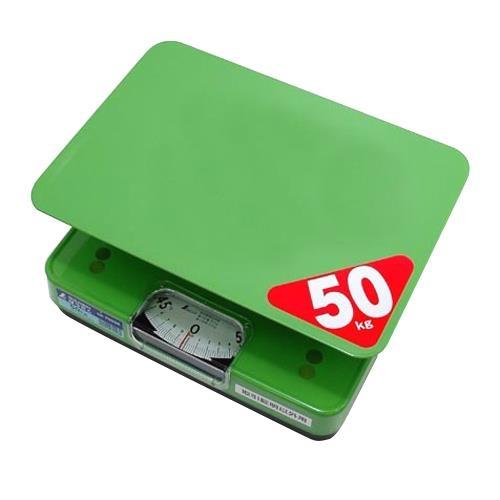 シンワ測定:簡易自動はかり ほうさく 50kg 取引証明以外用 70026