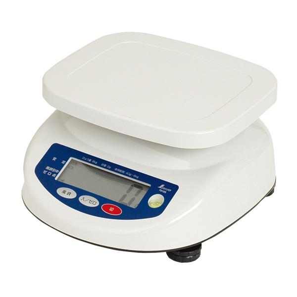 シンワ測定:デジタル上皿はかり 6kg 取引証明以外用 70105