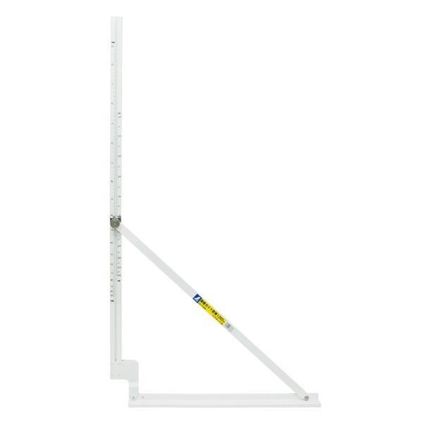 シンワ測定:溶接ガイド定規 1m マグネット付 77888