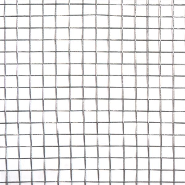 亜鉛引平織金網#18 2.5メッシュ 幅910ミリ 長さ30m 亜鉛平織#18 2.5メッシュ910
