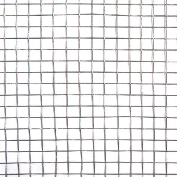 亜鉛引平織金網#20 4メッシュ 幅455ミリ 長さ30m 亜鉛平織#20 4メッシュ455