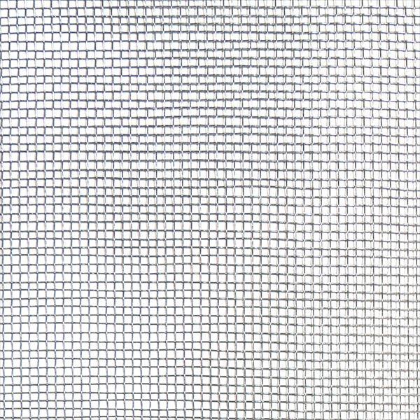 亜鉛引平織金網#23 8メッシュ 幅455ミリ 長さ30m 亜鉛平織#23 8メッシュ455