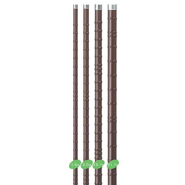 【代引不可】タキロンプロテック:新杭グイット 25.4×1200 25本入 グイット251200