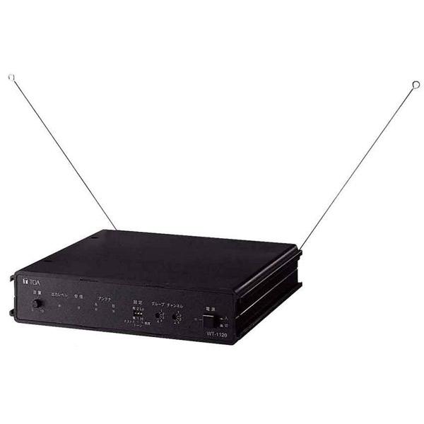 TOA:ワイヤレスガイド卓上型受信機 WT-1120