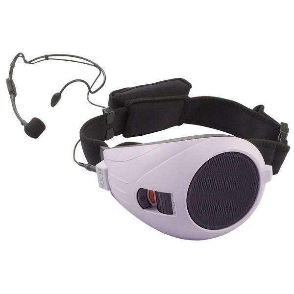 TOA:ハンズフリー拡声器 ER-1000
