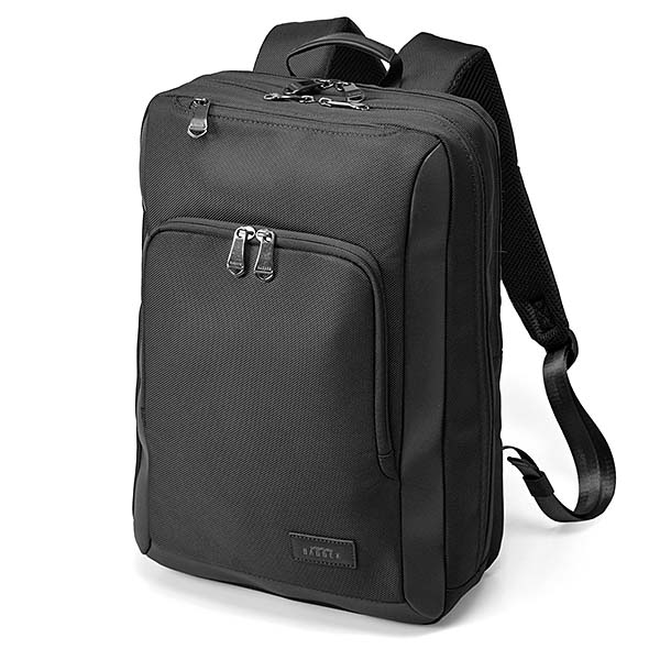 ウノフク:BAGGE VS-R デイパック ブラック 13-6104-10