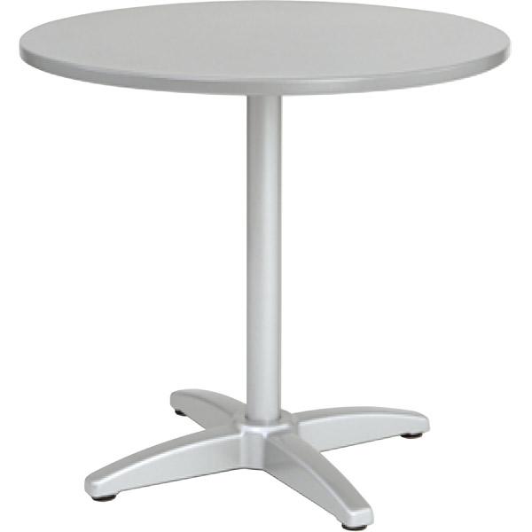 ユニソン(UNISON):ラウンドテーブル AU800 シルバー 650712110