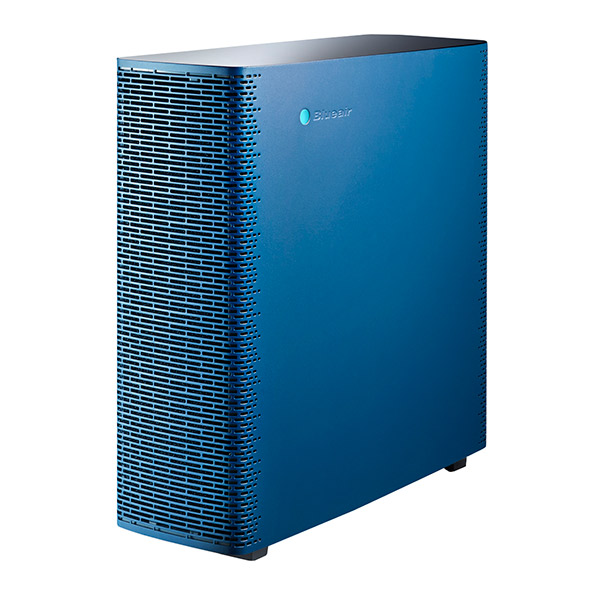 Blueair 空気清浄器 風邪予防 インフルエンザ対策 空清 0689122003207  ブルーエア:空気清浄機 センスプラス ミッドナイトブルー SensePK120PACMB