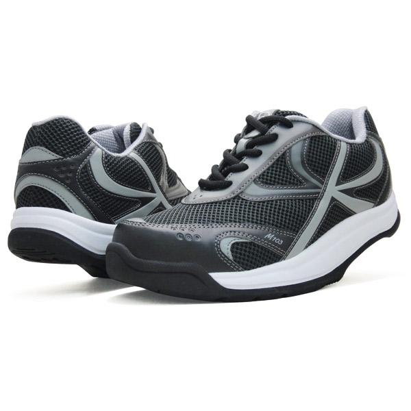 アスティコ:ロシオ M103 ブラック 27.0 介護 靴 シューズ 介護用品 リハビリ ウォーキング ケア 高齢者 シニア おしゃれ 運動 祖父 祖母 紳士 婦人 福祉 老人