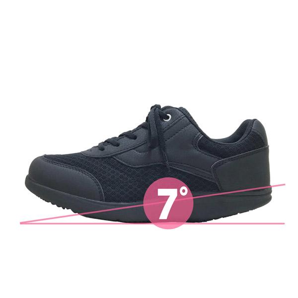 アスティコ:ロシオゴールド MS ブラック 27.0 介護 靴 シューズ 介護用品 リハビリ ウォーキング ケア 高齢者 シニア おしゃれ 運動 祖父 祖母 紳士 婦人 福祉 老人