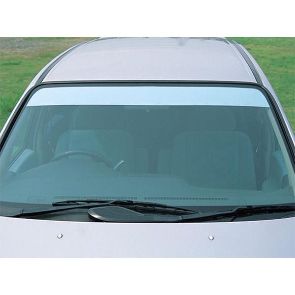 オックスバイザー:フロントシェイダー エヴォリューションワン ハーフミラー パジェロ(V65W・V68W・V75W・V78W) オックス FS-99M