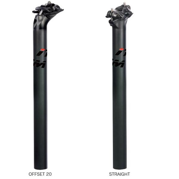 ITM(アイティーエム):KERO OFFSET20 27.2 自転車 シートポスト シートピラー 2QN71001