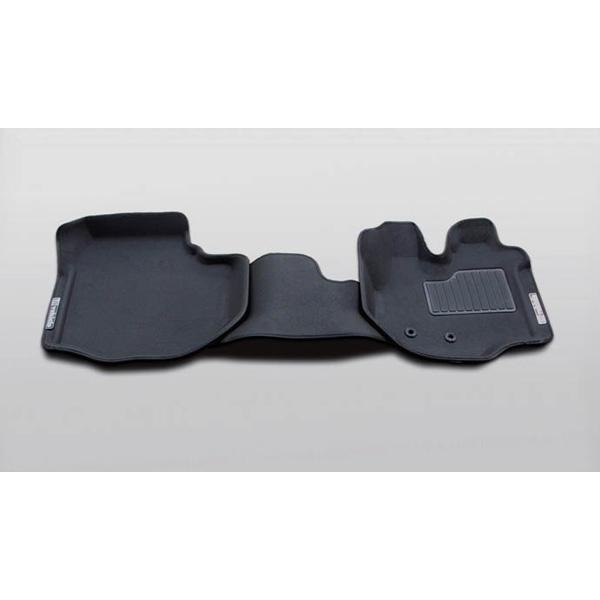 UIvehicle(ユーアイビークル):3Dラバーマット 標準ボディ(フロント 3pcs)