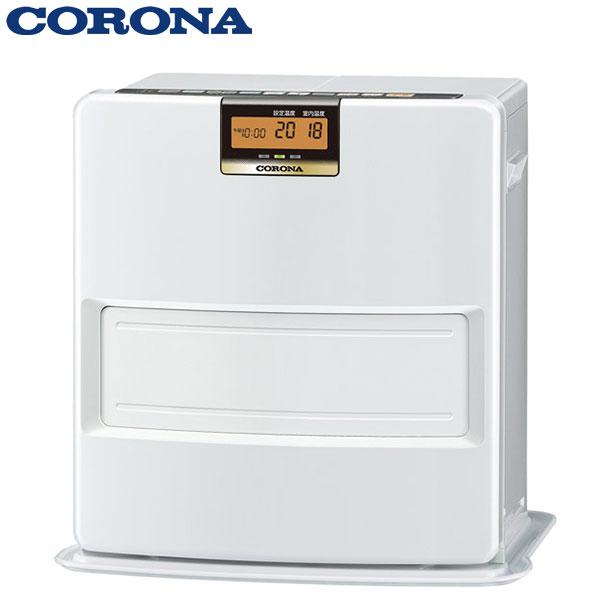コロナ:石油ファンヒーター FH-VX3618BY(W) 臭い 少ない