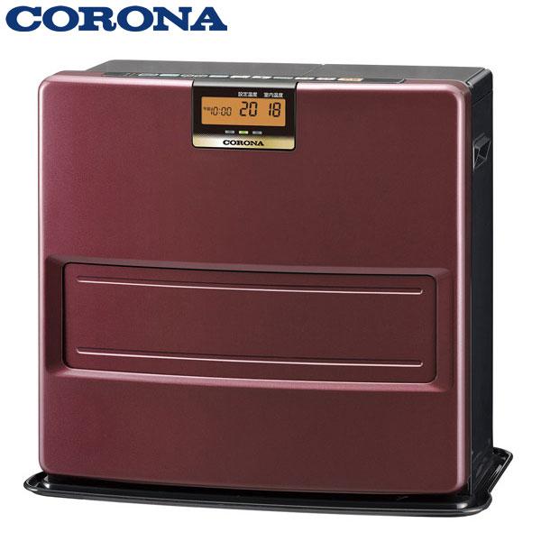 コロナ:石油ファンヒーター FH-VX4618BY(T) 臭い 少ない