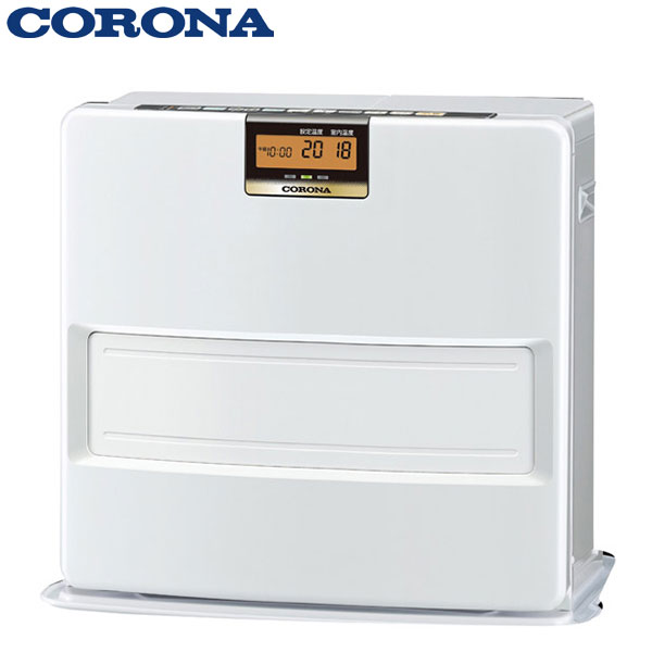 コロナ:石油ファンヒーター FH-VX5718BY(W) 臭い 少ない