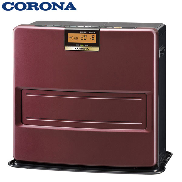 コロナ:石油ファンヒーター FH-VX5718BY(T) 臭い 少ない