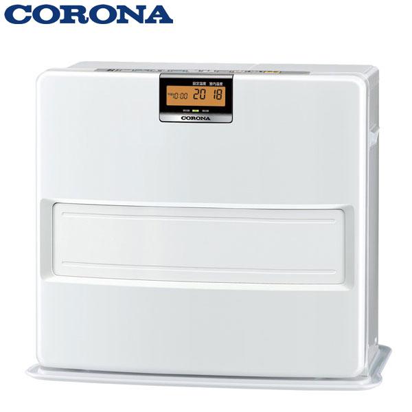 コロナ:石油ファンヒーター FH-VX7318BY(W) 臭い 少ない