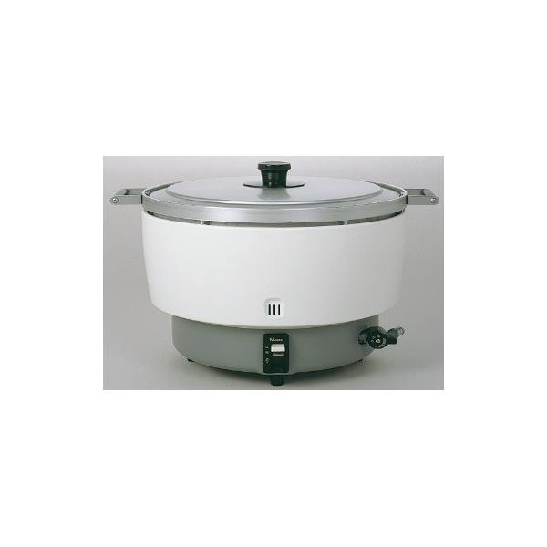 【代引不可Paloma(パロマ):ガス炊飯器(LPガス) PR-6DSS-LPG