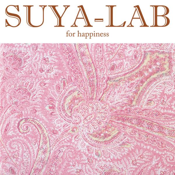 SUYA-LAB:掛けふとんカバー リンデンフラワー SL ピンク 22401-84110/104