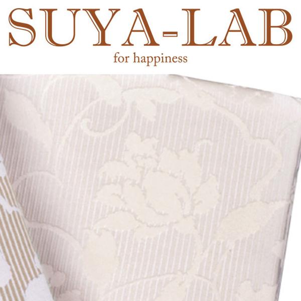 SUYA-LAB:ベッドスプレッド アンティークローズ B-SD ホワイト 21473-69217/990