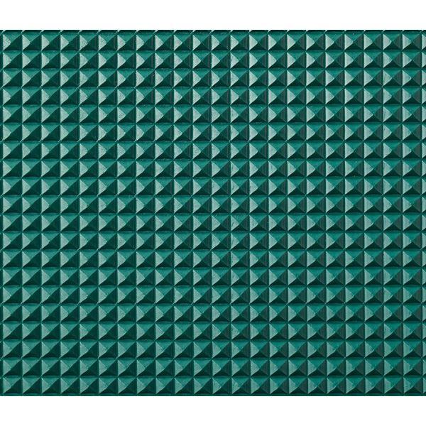 【代引不可】山崎産業:ニュービニールシート (ピラミッド) グリーン F-169-P