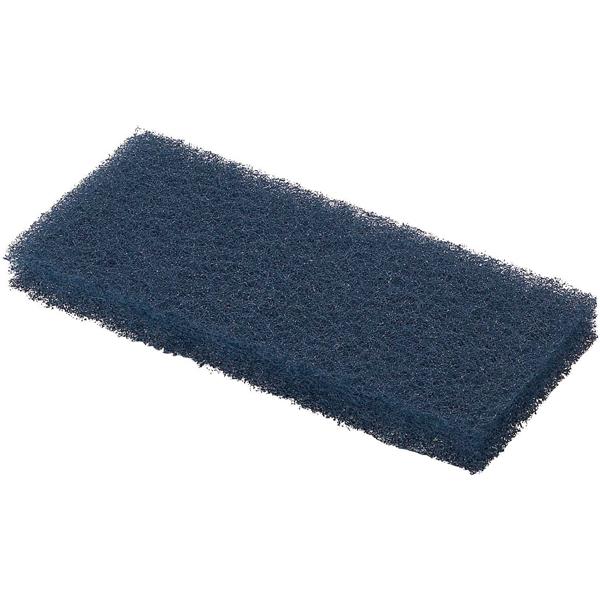 山崎産業:ハンドパッドBL(表面洗浄用)(20枚入) / ワンタッチパッドホルダー[CL533-000X-MB]用 CL567-000X-MB