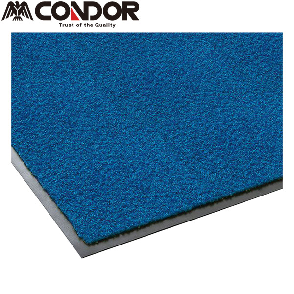 CONDOR:ロンステップマット #40 (1500×2400) R8-BL ブルー F-1-40