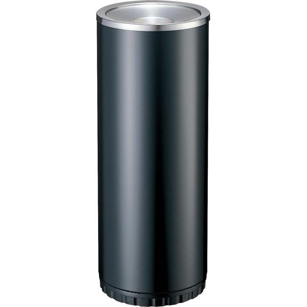 山崎産業:(屋内用灰皿) スモーキングYS-120 黒 YS-11C-ID-B
