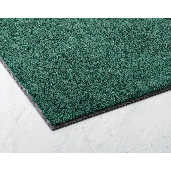 山崎産業:ECO吸水マット #15 (900×1500) グリーン F-166-15