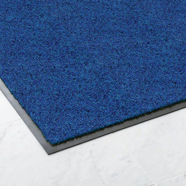 【代引不可】山崎産業:ロンステップマット ランナーS (幅900mm×20m) R5-BL ブルー F-1-RS