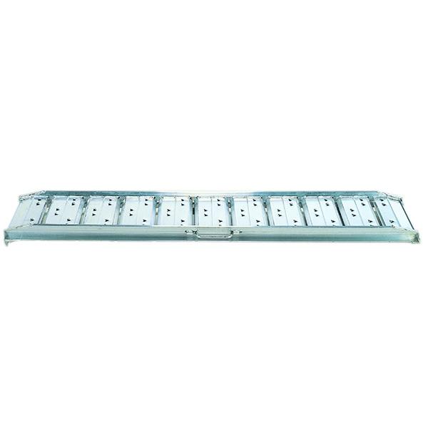 アルミブリッジ 安値 道板 OUTLET SALE 踏板 4543820200213 ツメタイプ 昭和ブリッジ販売:アルミブリッジ FA-240-30-0.8 FA