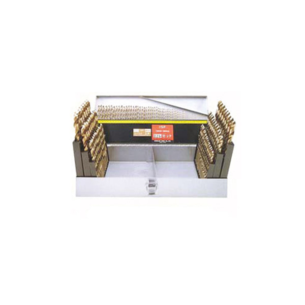 【代引き不可】 コバルト正宗 COD-121S 121本組 000203550430:イチネンネット イシハシ精工:ドリルセット-DIY・工具