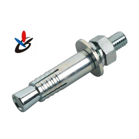 サンコーテクノ:♂M10×全長100mm SBA-1010 (50本入) ボルトアンカー ステンレス 雄ネジタイプ B322110