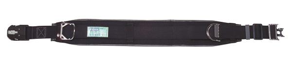 DENSAN:柱上安全帯用ベルト ワンタッチタイプ(胴ベルト型安全帯用ベルト・1本つり・U字つり共用) DB-98DS-BK1