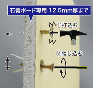 DENSAN:打込みアンカー JP-HO-430