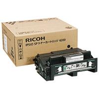 RICOH(リコー):トナーカートリッジSP4200 308534 純正 替え プリンター 交換